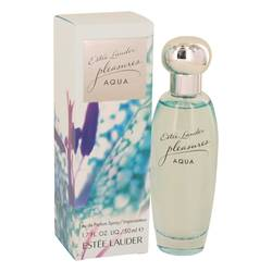 Pleasures Aqua Eau De Parfum Spray By Estee Lauder