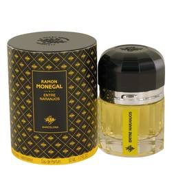 Ramon Monegal Entre Naranjos Eau De Parfum Spray By Ramon Monegal