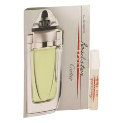Roadster Sport Vial (Sample) By Cartier