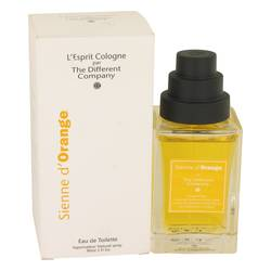 Sienne D'orange Eau De Toilette Spray (Unisex) By The Different Company