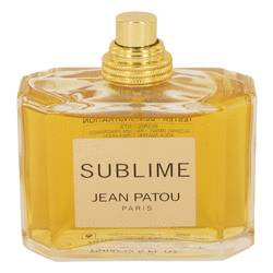 Sublime Eau De Toilette Spray (Tester) By Jean Patou