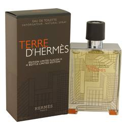 Terre D'hermes Eau De Toilette Spray (Limited Edition Packaging and bottle) By Hermes