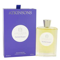 The British Bouquet Eau De Toilette Spray By Atkinsons
