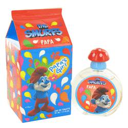 The Smurfs Papa's Girl Eau De Toilette Spray By Smurfs