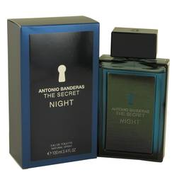 The Secret Night Eau De Toilette Spray By Antonio Banderas