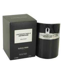 Unpredictable Adventure Eau De Toilette Spray By Glenn Perri