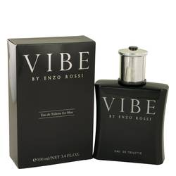 Vibe Eau De Parfum Spray By Enzo Rossi
