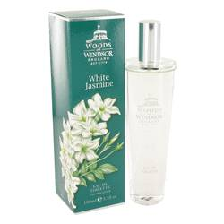 White Jasmine Eau De Toilette Spray By Woods of Windsor