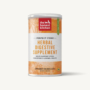 15% OFF: The Honest Kitchen Perfect Form Digestive Supplement