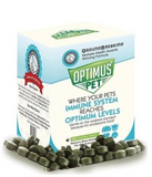 OPTIMUS PET® REVOLUTIONARY TABLETS & POWDER