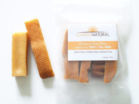SUNRISE NATURAL YAK MILK CHEWS