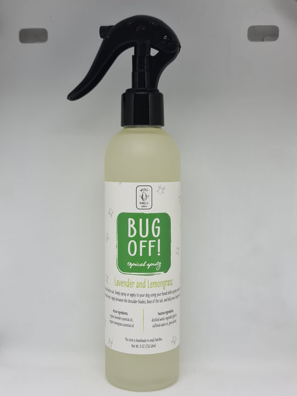 Flea & Tick Spray ( Lavender and Lemongrass )