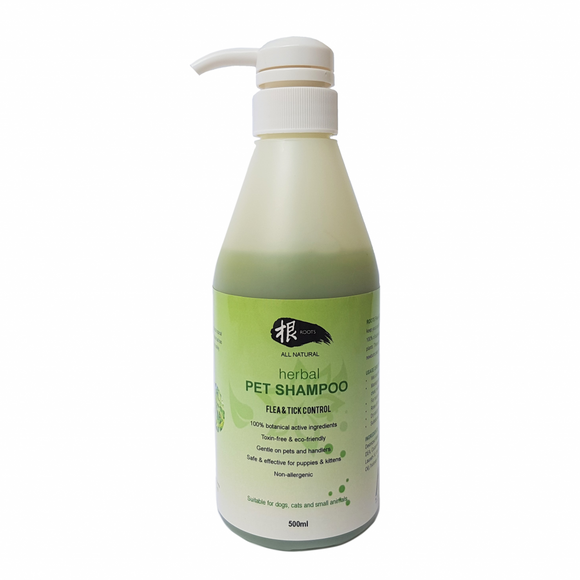 GEN HERBAL FLEA & TICK CONTROL SHAMPOO