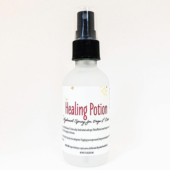 WildlyBlended On Guard ( healing potion)