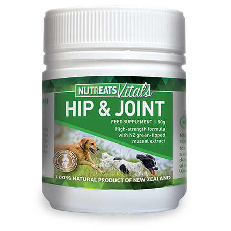 Nutreats Vitals Hip & Joint Supplement