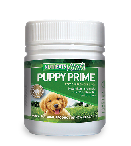 NuTreats - Vital Puppy Prime Supplement