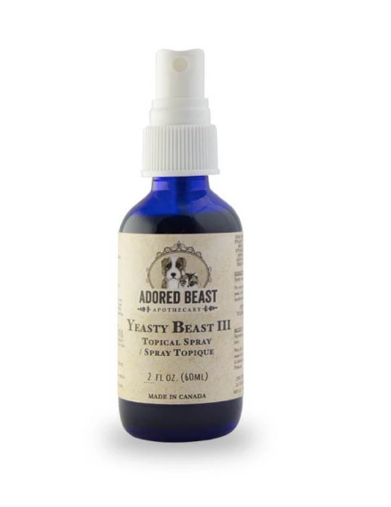 Adored Beast Yeasty Beast Topical Spray (60ml)