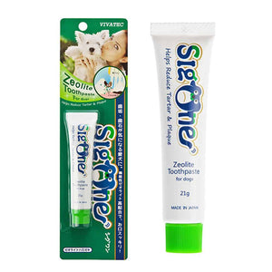 VIVATEC – SigOne Zeolite Toothpaste for Dogs