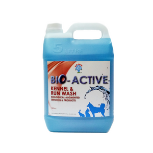 BIO-ACTIVE KENNEL & RUN WASH