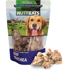 Nutreats Freeze Dried New Zealand Beef Trachea
