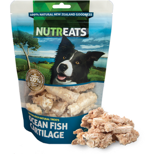 Nutreats Freeze Dried New Zealand Ocean Fish Cartilage