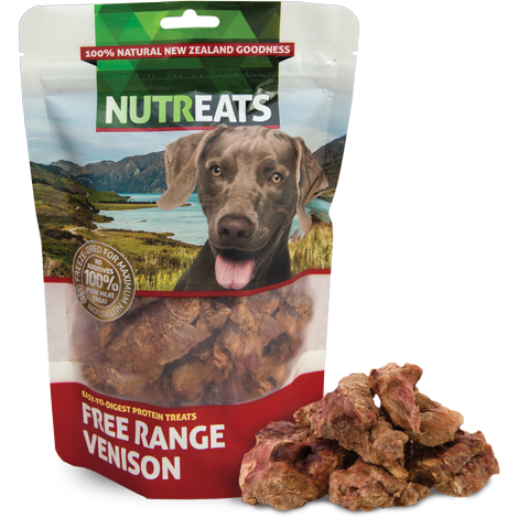Nutreats Freeze Dried New Zealand Venison