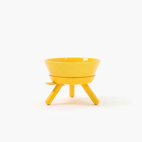 Oreo Table - Yellow