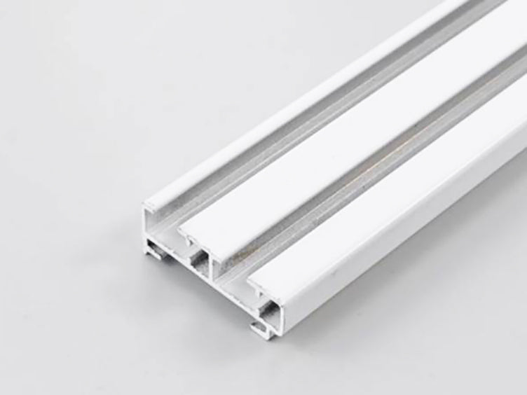 2-Tracks Panel Curtain Rail