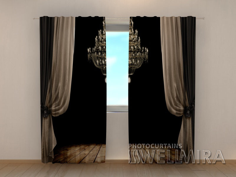 Photo Curtain Chik