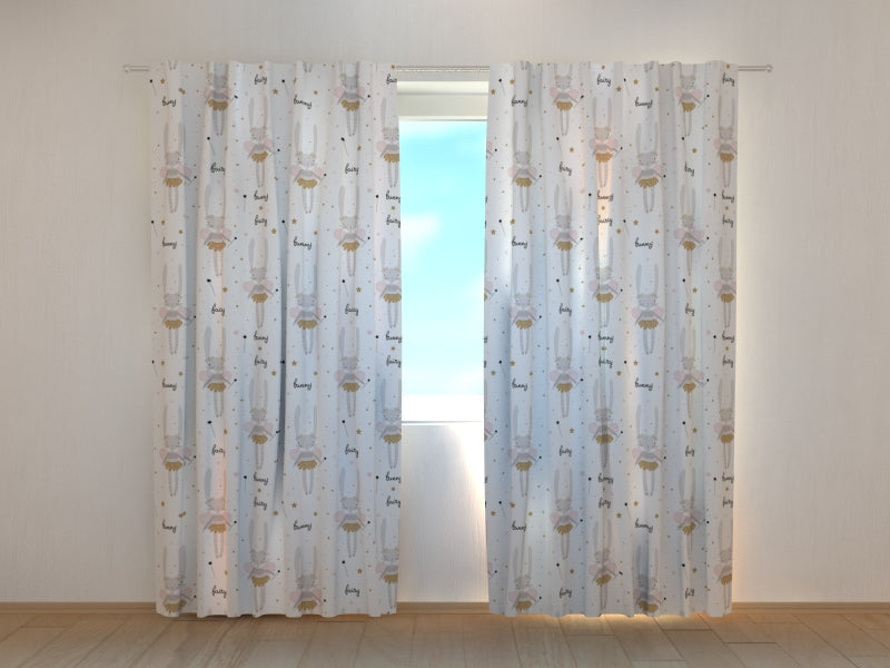Photo Curtain Fairy Banny - Wellmira