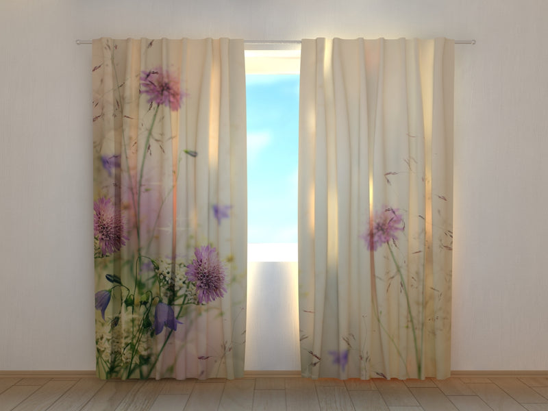 Photo Curtain Field - Wellmira