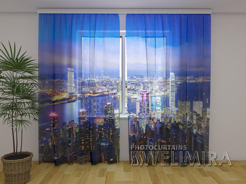 Photo Curtain Hong Kong - Wellmira