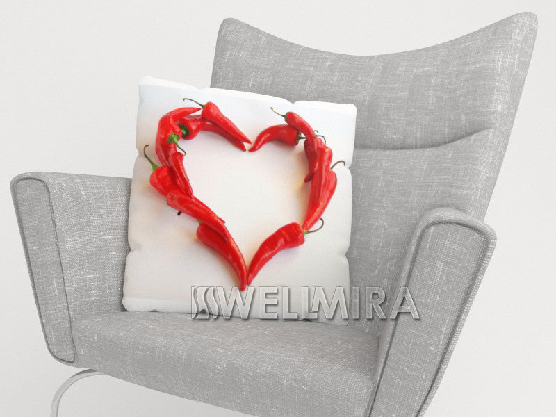 Pillowcase Hot Heart - Wellmira