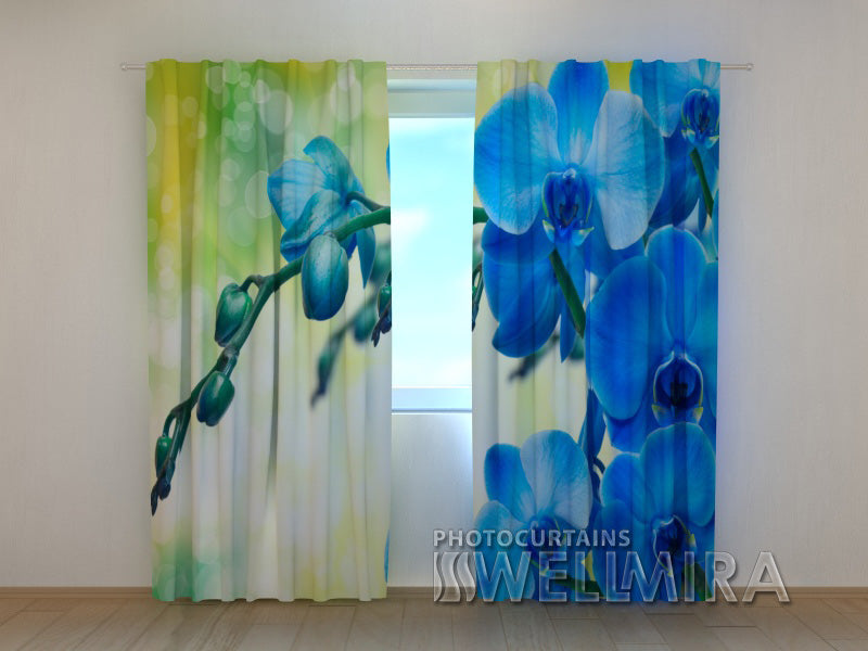 Photocurtain Royal Orchid - Wellmira