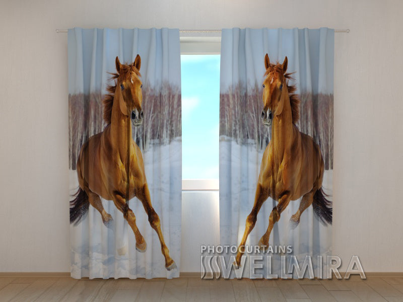 3D Curtain Like the Wind - Wellmira