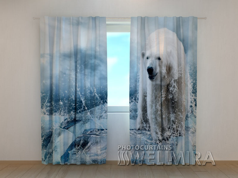 3D Curtain North - Wellmira
