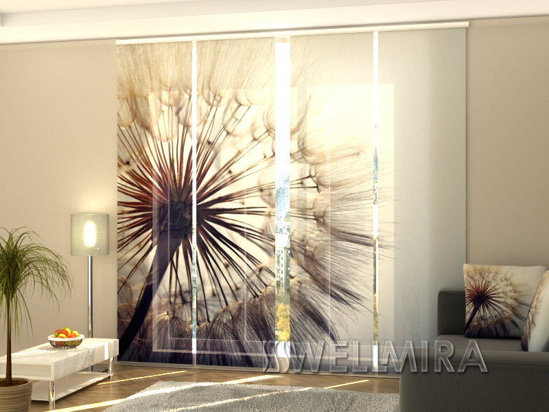 Sets of 4 Panel Curtains