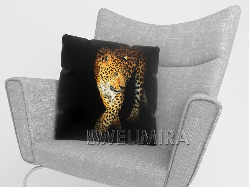 Pillowcase Beautiful Jaguar - Wellmira