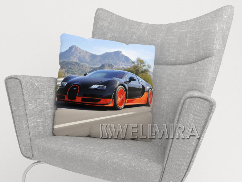 Pillowcase Bugatti Veyron - Wellmira