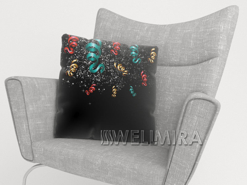 Pillowcase Christmas Tinsel - Wellmira