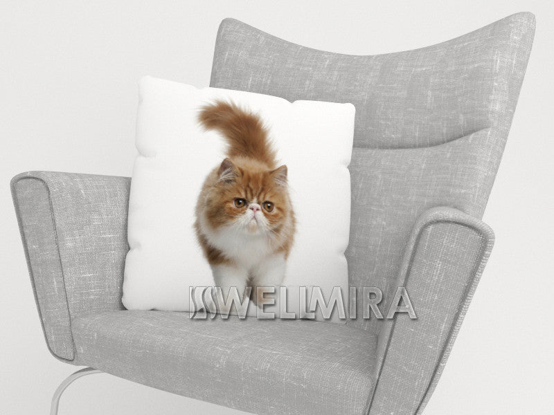 Pillowcase Fluffy Cat - Wellmira
