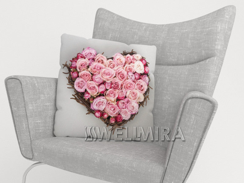 Pillowcase Heart of Love - Wellmira