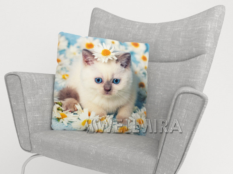 Pillowcase Kitten - Wellmira