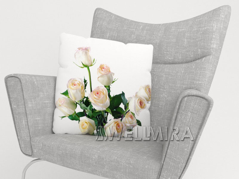 Pillowcase White Bunch - Wellmira