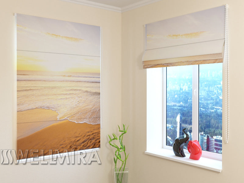 Roman Blind Coast of Spain - Wellmira