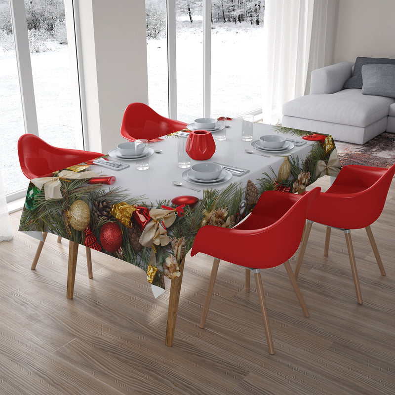 Christmas Tablecloth - Wellmira