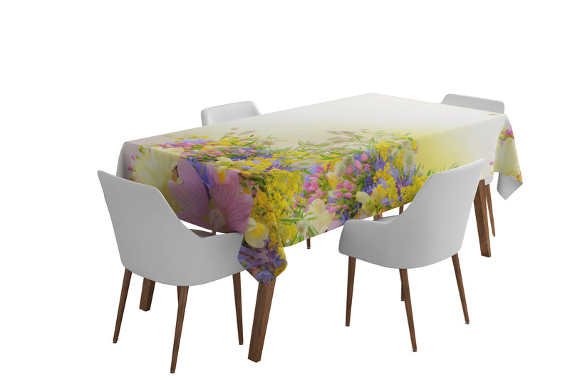 Tablecloth Summer field flowers - Wellmira