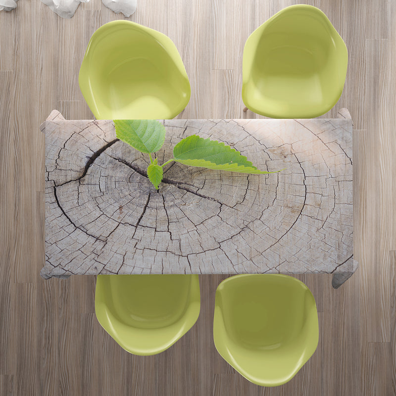 Tablecloth Tree Stump and Sprout - Wellmira