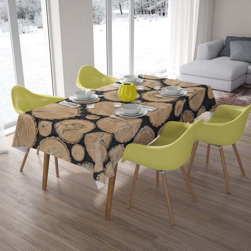 Tablecloth Tree Stumps - Wellmira