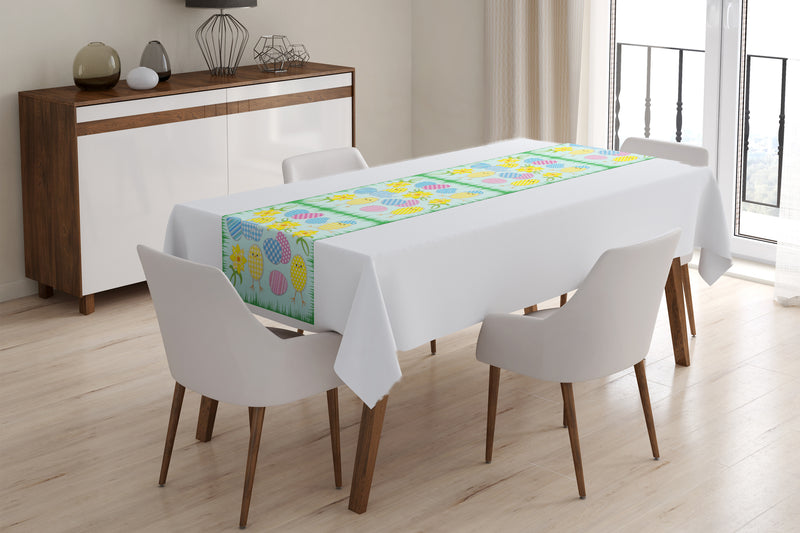 Table Runner Easter Egs - Wellmira